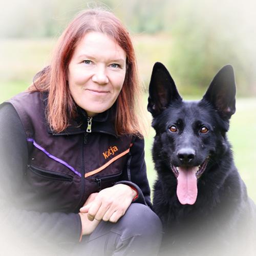 Katja ja Kaiku. Kuva: Meri Hallikainen